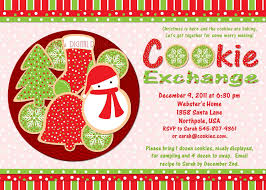 delightful epic cookie swap party invitations templates perfect cookie swap party invitations templates