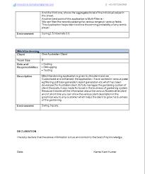 Download Java J2ee 2 Years Experience Resume
