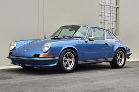 Lay your fingertips lightly on the wheel, and you could feel the tires. 1970 Porsche 911 European Collectibles