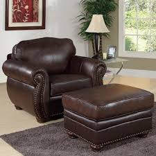 Most Comfortable Chairs For Living Room Big Reading Chair Comfortable Brown Sofa Chair With Big Flat