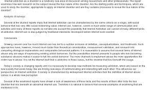 argumentative essay on internet addiction how to write an  essay internet addiction in easy wording dow ipnodns ru essay example ipnodns ru argumentative essay about