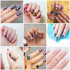 Jossbox : This New Korean Nail Art Trend Will Have You Reassessing ...