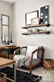 industrial furniture ideas. Industrial Shelves Fit Just About Anywhere. And The DIY Domino Is Too Cute. Industrial Furniture Ideas