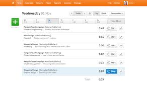 Time Tracking Software Best Timesheet Budget Tracking Tools