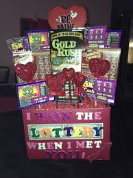 lottery point of display