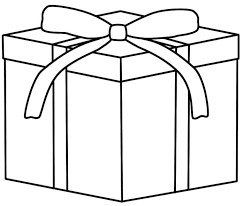 Small Picture Christmas Coloring Pages Gifts Coolagenet