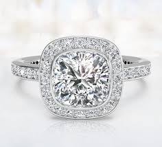 halo engagement rings ritani