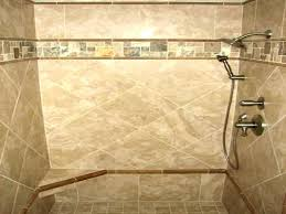 ceramic tile shower ideas small bathrooms stall pictures bathroom house design likable cer