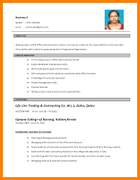 Frightening Marriage Biodata Format Word With Photo Simple In Resume