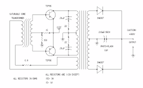 circuit diagram for 6v cfl adaptor the wiring diagram various schematics and diagrams wiring diagram