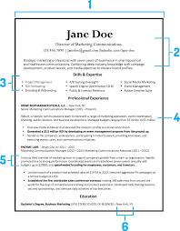 How Should A Resume Look Like What Your Resume Should Look Like In 2018 Cover Letter For