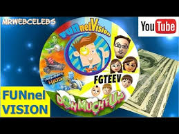 Fgteev Vending Machine Simple How Much Does FUNnel VISION Make On YouTube 48 YouTube