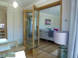 interior bifold doors oak internal doors law of ltd internal bifold doors with frosted glass