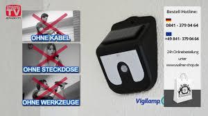Vigilamp Solar Led Licht Original Aus Tv Werbung Deutsch