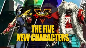who are the 5 new characters everything we know about street