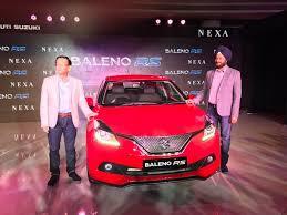 Live – Maruti Suzuki Baleno RS launch Updates: Price in India ...