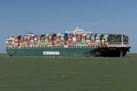Vorbestellung Containerschiff Ever Given 1:1250 - Dreamyacht