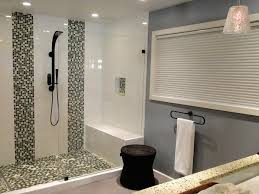 Innovative Replace Bath With Walk In Shower The 10 Best Diy Bathroom  Projects Diy