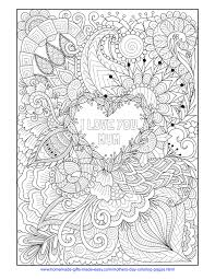 These coloring pages for grown ups are a fun way to relax and play with colors. Love Boyfriend Popular Easy Coloring Pages Quotes 589 Best Coloring Book Words Sayings Quotes Images Adult