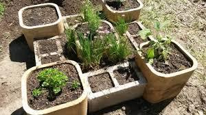 how to make miniature herb garden lavenders half barrels