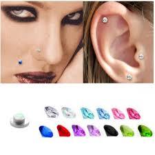 Stud Fake Monroe Magnetic Nose Ear