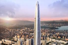 This separation was created to help alleviate tower top Wuhan Greenland Center Architect Magazine