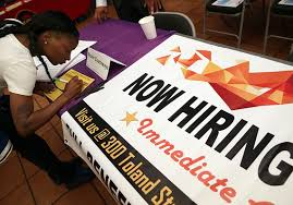 Image result for us weekly jobless claims fall