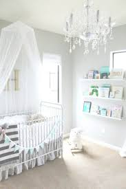 best baby girl nursery chandeliers bedding set decor gofunder view 13 of 45