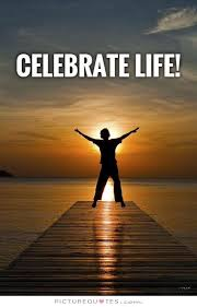 Celebrate Life Quotes Fascinating Celebrate Life Picture Quotes Life Quotes Pinterest