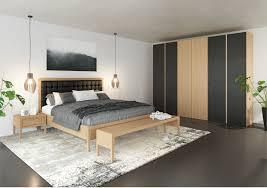 Solid Bett Hülsta Designmöbel Made In Germany