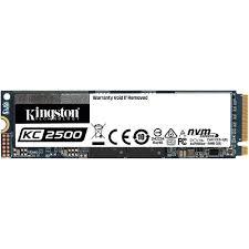 ≡ SSD накопитель <b>KINGSTON KC2500</b> 500GB M.2 NVMe 3D TLC ...