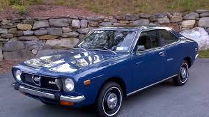 1973 Subaru GL1400 Coupe at AlphaCars in Boxborough MA - YouTube