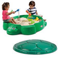 Buy Little Tikes Turtle Sandbox Online in Indonesia. 23340510