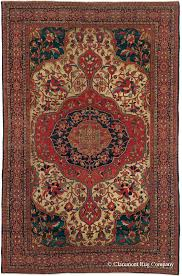 rug designs and patterns. Ferahan Sarouk Carpet With Highly Artful Design And Exotic Color Palette, Late 19th Century Rug Designs Patterns