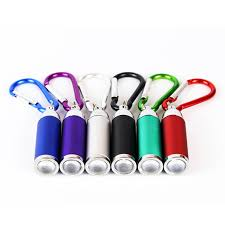 china supplier metal flashlight keychain whole for promotional gifts