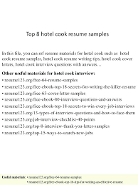 Line Cook Resume Cover Letter Examples Hospital Magnificent For Your