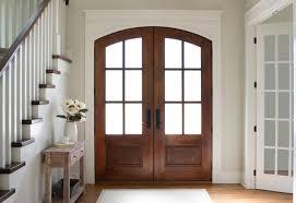 should i install a wood entry door