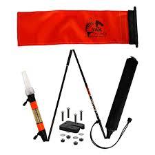 Kayak Flag Light Yakattack Visicarbon Pro For Gear Track Systems Vibe