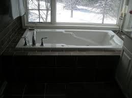 how high to tile bathtub walls ideas