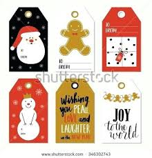 Christmas Gift Labels Templates Word Christmas Name Tags Template Arzneipflanze Info