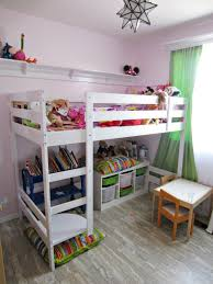 Ikea Hack Bunk Bed: Ideas and Stylish of Kura Bed | Modern Bunk ...