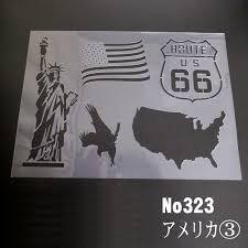 代購代標第一品牌 樂淘letao Usa アメリカ国旗自由の女神route66
