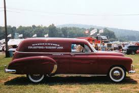 1954 Chevrolet Sedan Delivery - Information and photos - MOMENTcar