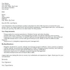 Cover Letter Email Format Email Cover Letter Format Familycourt Us
