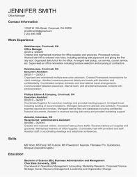 Resume For Construction Simple General Contractor Resume Sample