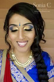 indian bridal hair and makeup