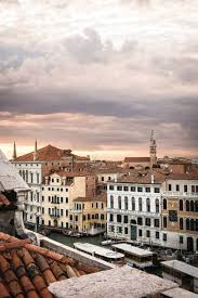 view of the grand c from palazzo alvera altana san marco venice