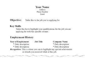 Proper Resume Format Proper Resume Format 2018 Noxdefense Com