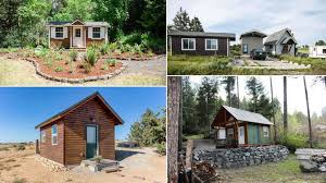 Small Picture 8 Tempting Tiny Houses That Require Only a Mini Investment