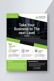How To Make A Business Flyer Business Flyer Design Template Psd Free Download Pikbest